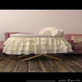 للبيع سرير مولود