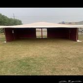 خيمة الفصول الاربعه مقاس 4 في 4