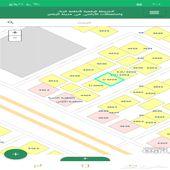 ارض سكنيع للبيع في مخطط عريض