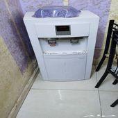 برادة ماء حار بارد مستخدم نظيف