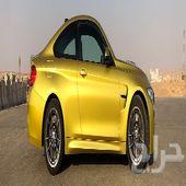 M4 2015 Austin yellow Carbon Edition