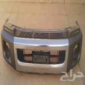 صدام امامي وصدام خلفي وشبك جيب ربع 2013