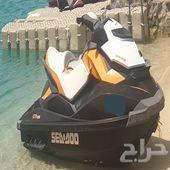 دباب بحر seadoo GTR 215 موديل 2013
