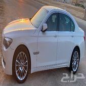 BMW 730LI M-kit 2012