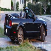 موستنج كشف قير عادي Mustang GT Convertible