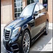 مرسيدس 550s 2016AMG وكاله ماشي 52 الف