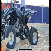 للبيع دباب رابتر 450 موديل 2013