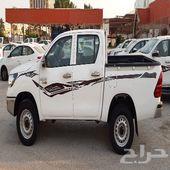 تويوتا هايلكس GL2 دبل ديزل 2020 و 2021 سعودي
