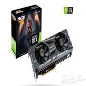 كارت شاشة GeForce RTX 2080 Super 8 G.B جديد