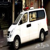 سيارة اسعاف هونداي 2013 للبيع