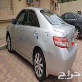 للبيع سياره من نوع كامري موديل 2011 نظيفه محر