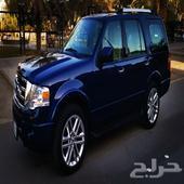 اكسبديشن 2011 سعودي _ مواصفات خاصة