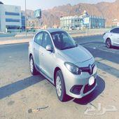 سيارة رينو شبه جديدة 2016