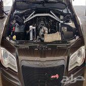 كرايزلر 2012 V8 اكزيكتيف ممشى قليل عليه تعديل