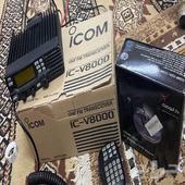 جهاز ايكومV8000 الأصلي للبيع شبه جديد