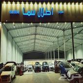 مازدا 6 موديل 2020 ابيض معرض اطلال سما