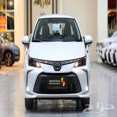 تويوتا كورولا XLI موديل 2021 بسعر 60.900ريال