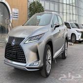 Lexus RX Titanium Hybrid 2021