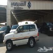 GXR 2001 سياره جديده مخزنه