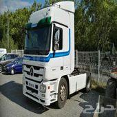 للبيع شاحنه مرسيدس اكتروس مستعمله بحاله ممتاز