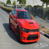 Dodge-Charger-Scatpack-6.4-V8-GCC-Red