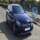 Mercedes-Benz C 200 AMG I-4 Engine GCC Blue