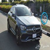 Mercedes-Benz GLC300 AMG 4MATIC GCC 0km Grey