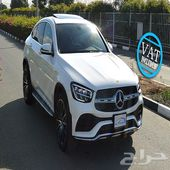 Mercedes-Benz GLC300 AMG 4MATIC GCC White