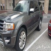 EXPEDITION PLATINUM 2015 G.C.C AL TAYER DUBAI