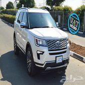 Ford Explorer Platinum Luxury Ecoboost 3.5-V6