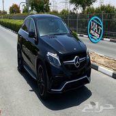 مرسيدس بنز-GLE 63-AMG-4Matic-أسود-2019-V8