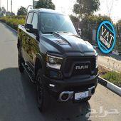 Dodge RAM REBEL 1500 HEMI 5.7 V8 GCC 4X4 2019