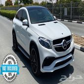 2019 Mercedes- GLE 63 AMG 4Matic V8 Biturbo