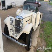 مرسيدس 1936 500 K تراثية
