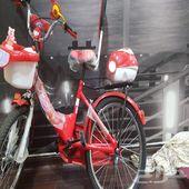 دراجه للبيع شبه جديده