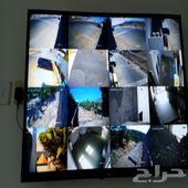 تركيب كاميرات مراقبة بالمدينة المنورة