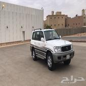 لاندكروزر مديل 98 جكسار وارد سعودي