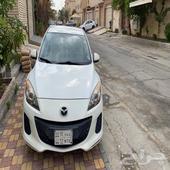 للبيع مازده3 المديل 2014 استاندر
