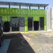 مشروع زجاج وكلادينج محطات ساسكو مكة والطائف