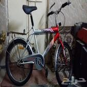 دراجة مقاس 20