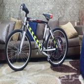 دراجة مقاس 26 للبيع أو البدل