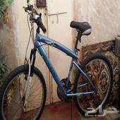 دراجة هوائية مقاس 24