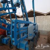 Articulated 16m Manlift Genie . Year 2002