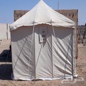خيمة للبيع جديدة شرط