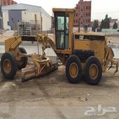قريدر 140H معرض رواد المعدات الثقيله