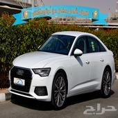 Audi A6 40 TFSI S-tronic FWD 2021 GCC 0km