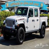 Jeep Gladiator RUBICON 4X4 3.6L V6 2020 GCC 0km