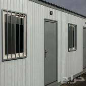 بركسات مكاتب بيوت جاهرة مساجد مخيمات مجمعات