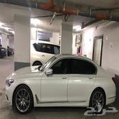 لعشاق النظيف - بي ام دبليو luxury 730Li