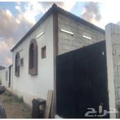3 غرف وصالة قريبه من الوسام تصلح سكن للعمال